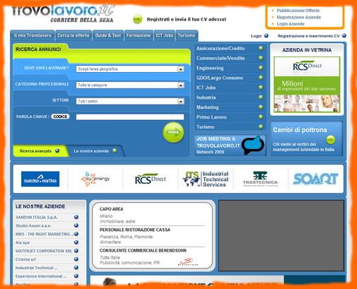 Offerte di lavoro, annunci lavoro- cerca e trova lavoro su Trovolavoro_1264146490663